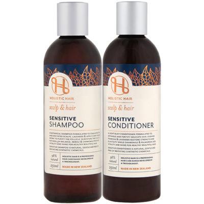 Sensitive Shampoo & Conditioner 250ml_600x600
