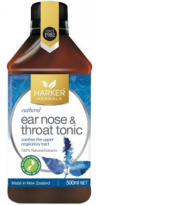 Ear Nose Throat Tonic