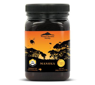 Mount Somers Manuka Honey