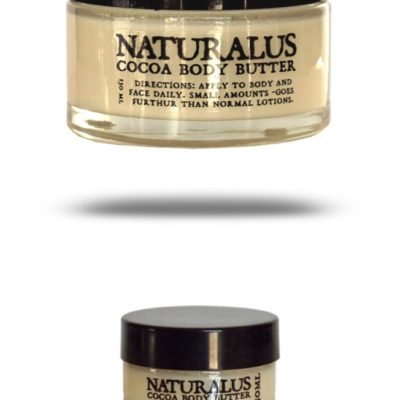 Naturalus Body Butter Cocoa