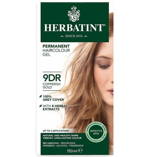 Herbatint Hair Colour Copperish Range 9dr 10dr The Apothecary