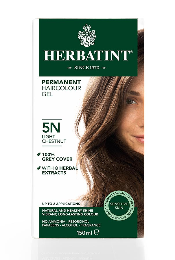 Herbatint Hair Colour Natural Range 1n 10n The Apothecary